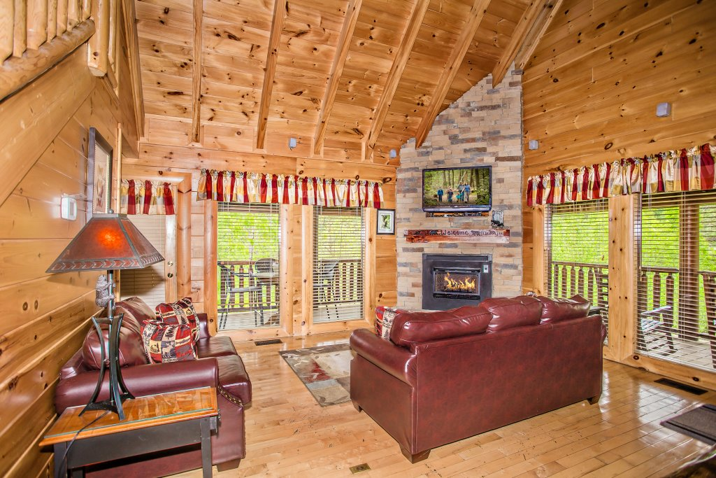 Photo of a Sevierville Cabin named Southern Comfort Escape - This is the thirteenth photo in the set.