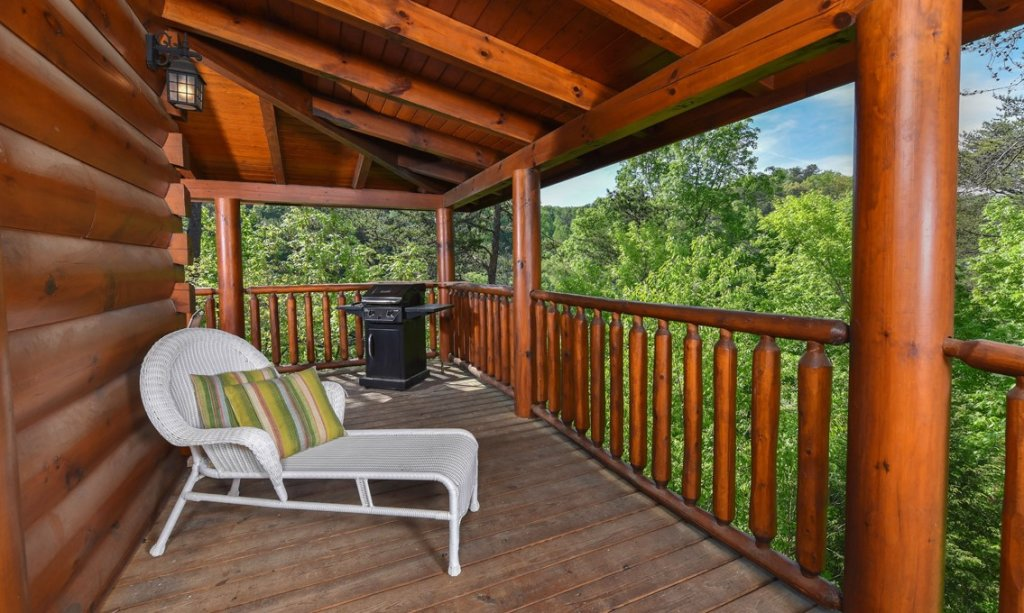 Photo of a Sevierville Cabin named Southern Comfort Escape - This is the nineteenth photo in the set.