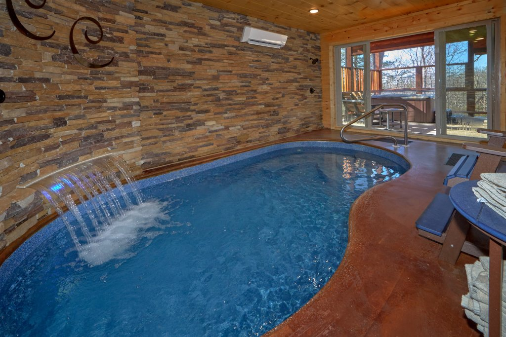 Photo of a Gatlinburg Cabin named Copper Creek Lodge - This is the first photo in the set.