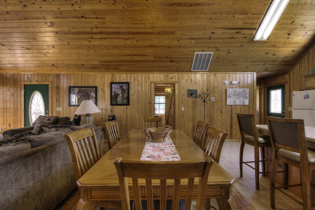 Photo of a Sevierville Cabin named Always Delightful #411 - This is the twenty-fourth photo in the set.