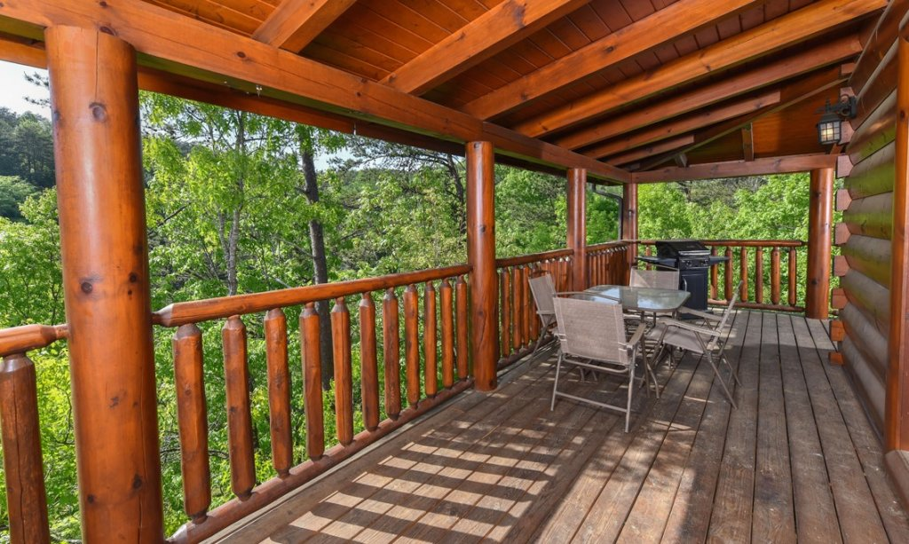 Photo of a Sevierville Cabin named Southern Comfort Escape - This is the twenty-first photo in the set.