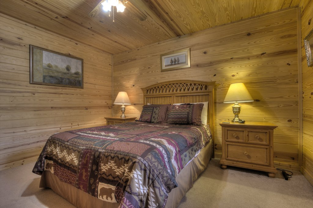 Photo of a Sevierville Cabin named Always Delightful #411 - This is the forty-first photo in the set.
