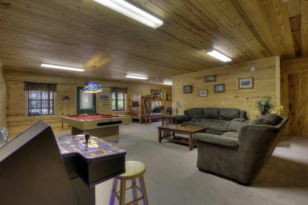 Photo of a Sevierville Cabin named Always Delightful #411 - This is the forty-fifth photo in the set.
