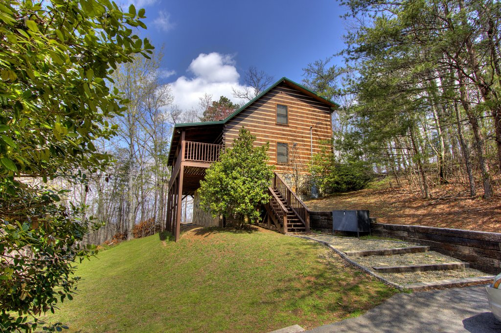 Photo of a Gatlinburg Cabin named Almost Heaven #205 - This is the sixty-second photo in the set.