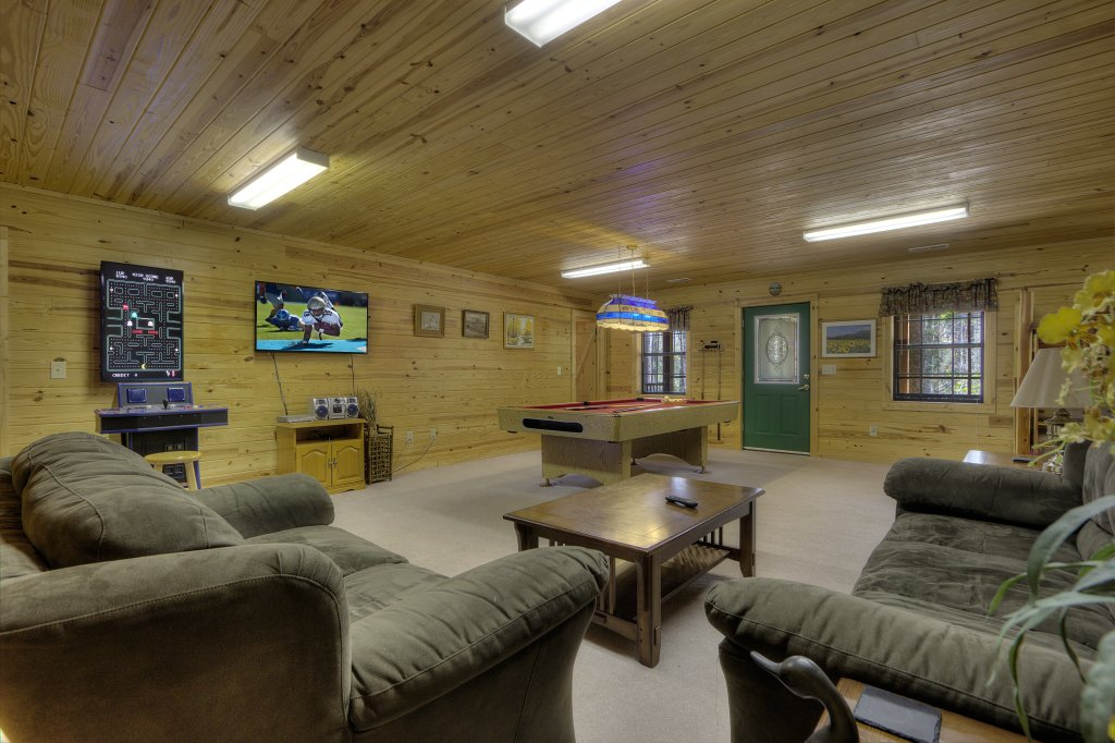 Photo of a Sevierville Cabin named Always Delightful #411 - This is the thirty-second photo in the set.