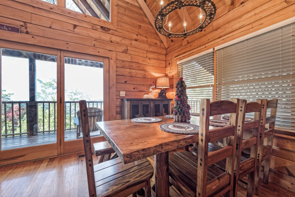 Photo of a Sevierville Cabin named A Wild View Yonder #377 - This is the fifty-ninth photo in the set.