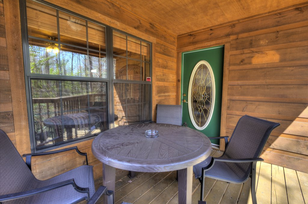 Photo of a Sevierville Cabin named Always Delightful #411 - This is the fifty-first photo in the set.