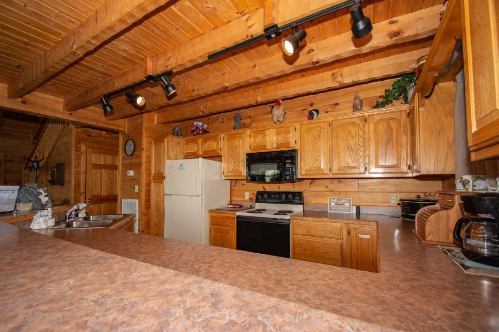 Photo of a Sevierville Cabin named Lasting Impressions Lodge - This is the eighth photo in the set.