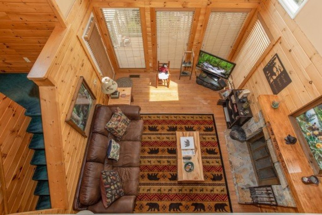 Photo of a Gatlinburg Cabin named All About The View - This is the nineteenth photo in the set.