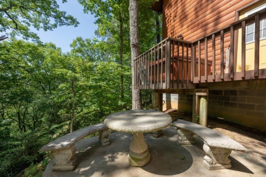 Photo of a Pigeon Forge Cabin named Bear Necessities - This is the twentieth photo in the set.
