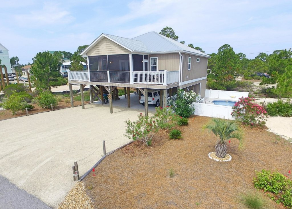Photo of a Cape San Blas House named Cottage At Surfside - This is the fourth photo in the set.