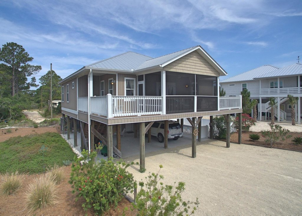 Photo of a Cape San Blas House named Cottage At Surfside - This is the fifth photo in the set.