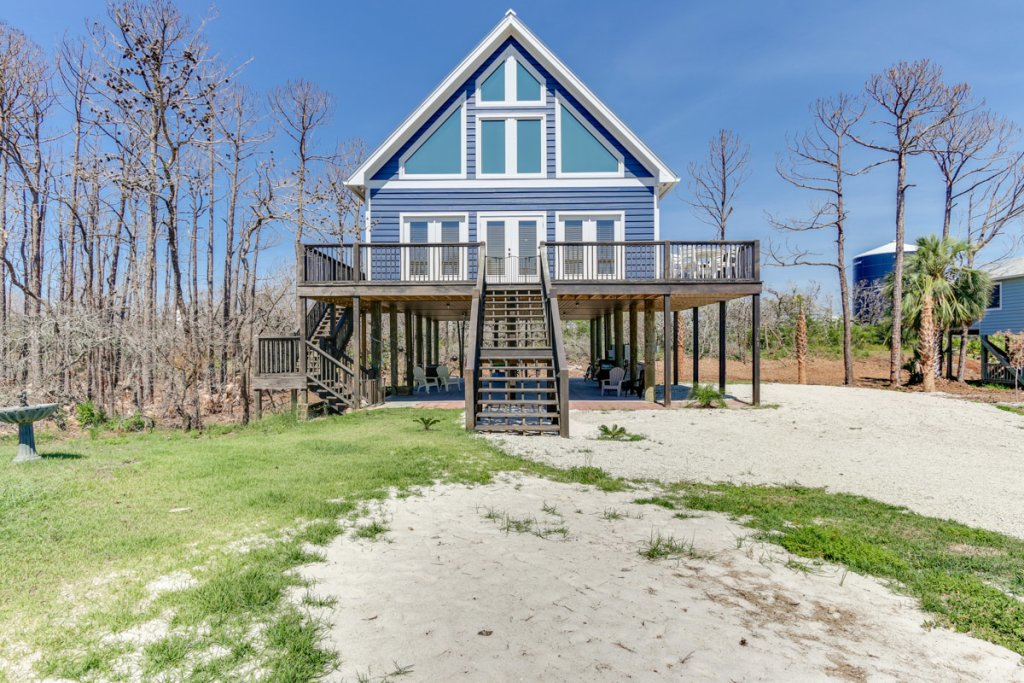 Photo of a Cape San Blas House named Emerald Bay Cabin - This is the thirtieth photo in the set.