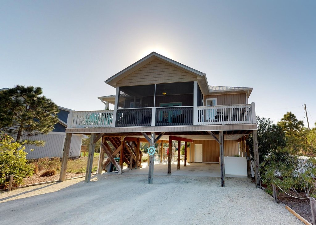 Photo of a Cape San Blas House named Cottage At Surfside - This is the thirty-eighth photo in the set.