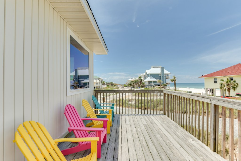 Photo of a Cape San Blas House named Blue Dolphin - This is the twenty-sixth photo in the set.