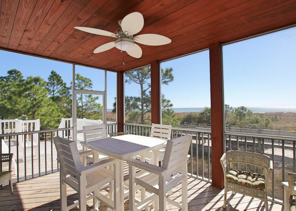 Photo of a Cape San Blas House named Tranquil Bliss - This is the first photo in the set.