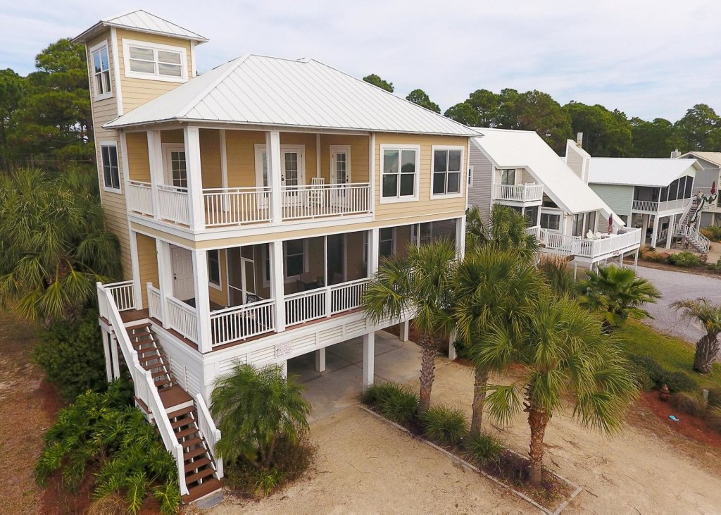 Photo of a Cape San Blas House named Heavenly Palms - This is the first photo in the set.