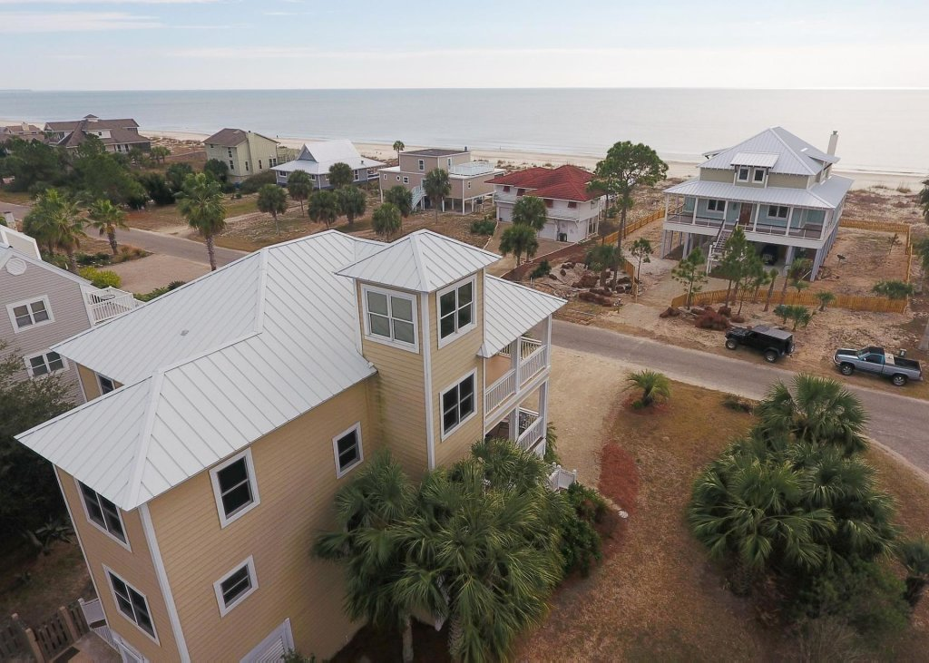 Photo of a Cape San Blas House named Heavenly Palms - This is the fourth photo in the set.