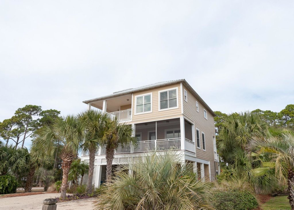 Photo of a Cape San Blas House named Heavenly Palms - This is the eighth photo in the set.