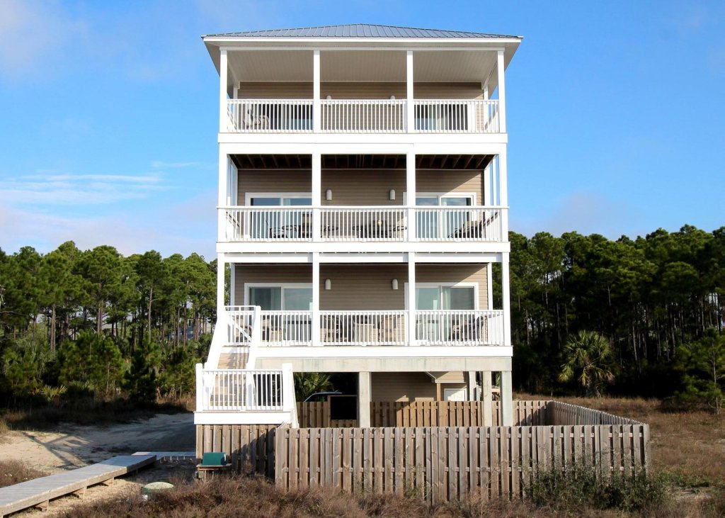 Photo of a Cape San Blas House named Adagio Beach - This is the fifth photo in the set.