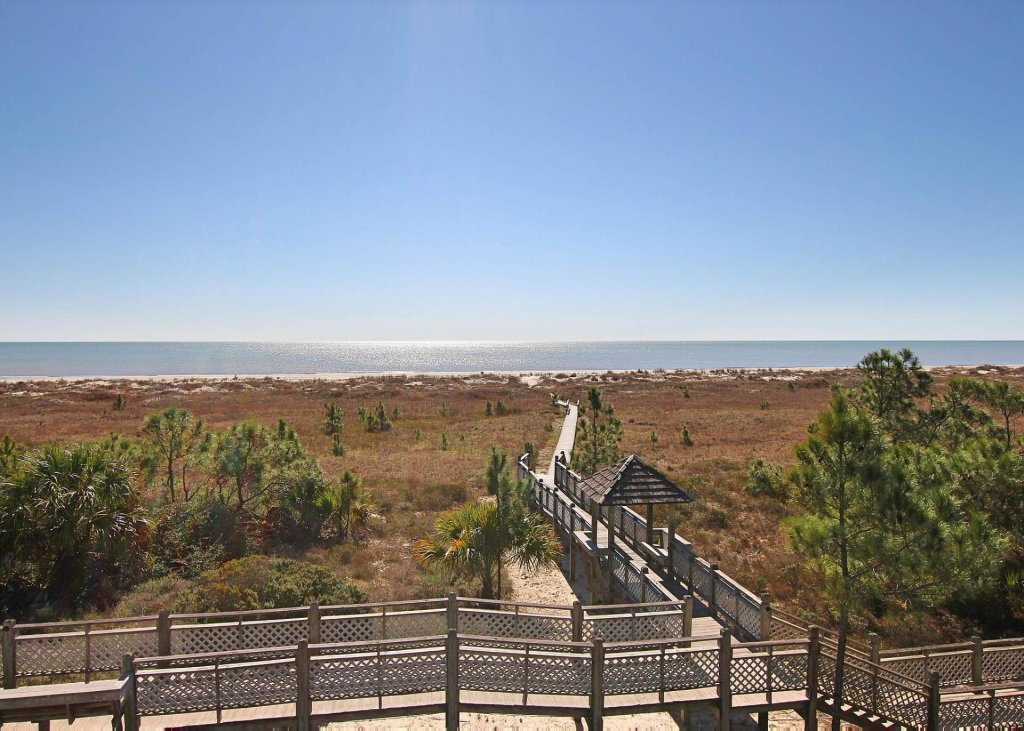 Photo of a Cape San Blas House named Tranquil Bliss - This is the thirty-seventh photo in the set.