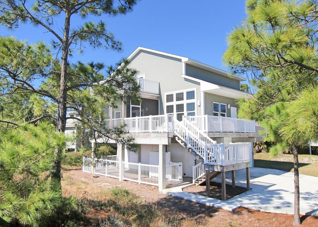 Photo of a Cape San Blas House named Tranquil Bliss - This is the thirty-second photo in the set.