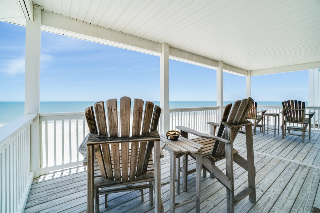 Photo of a Cape San Blas House named Adagio Beach - This is the twenty-ninth photo in the set.