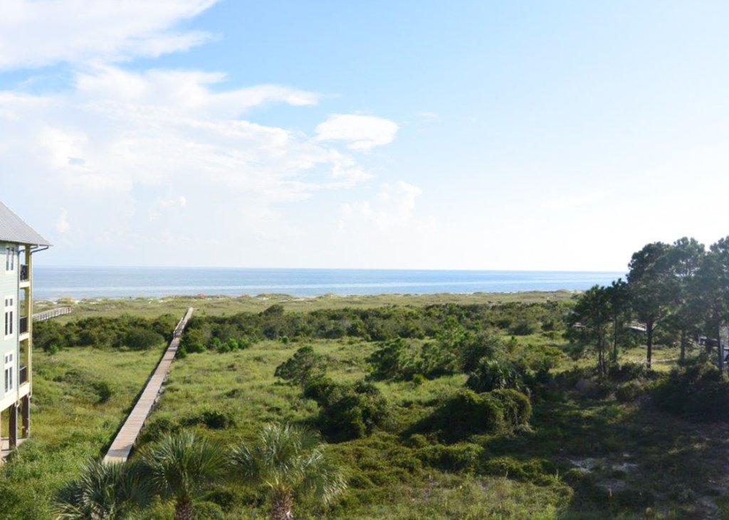 Photo of a Cape San Blas Condo named Too Easy - This is the second photo in the set.