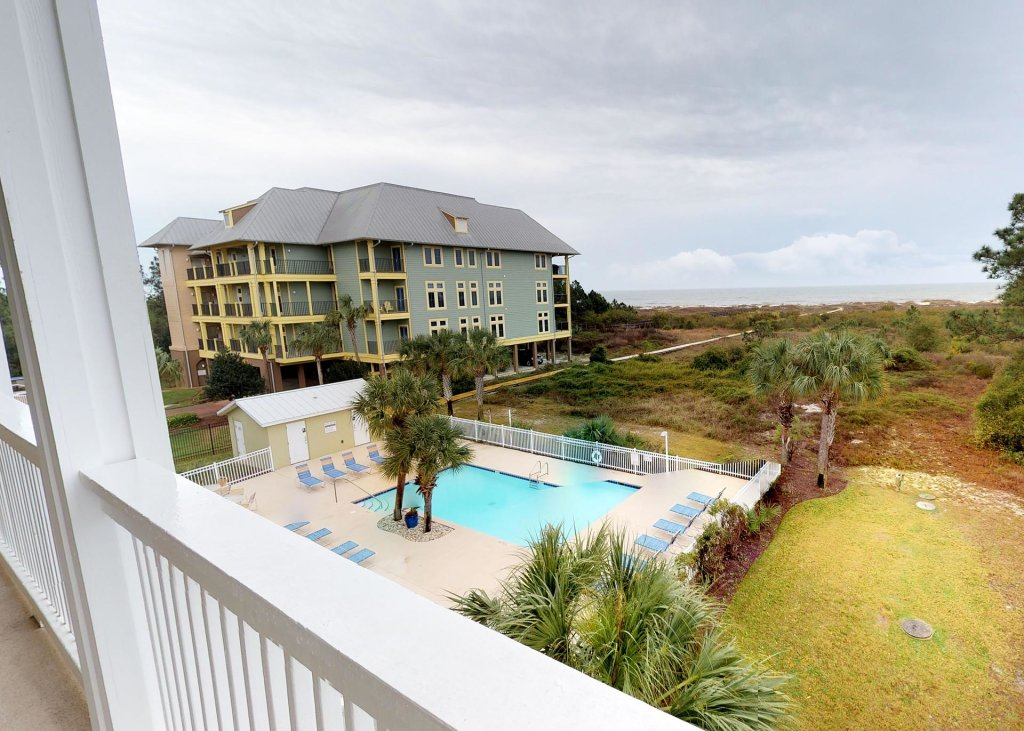 Photo of a Cape San Blas Condo named Too Easy - This is the first photo in the set.