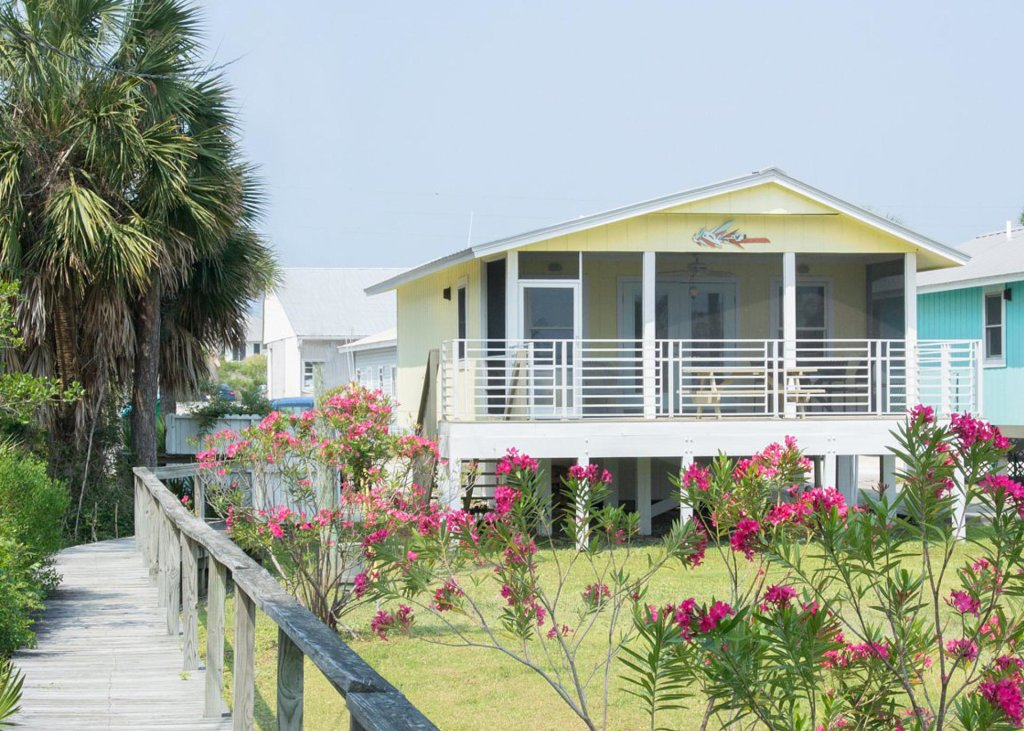 Photo of a Cape San Blas House named Scallop Cove #1  - This is the twenty-first photo in the set.