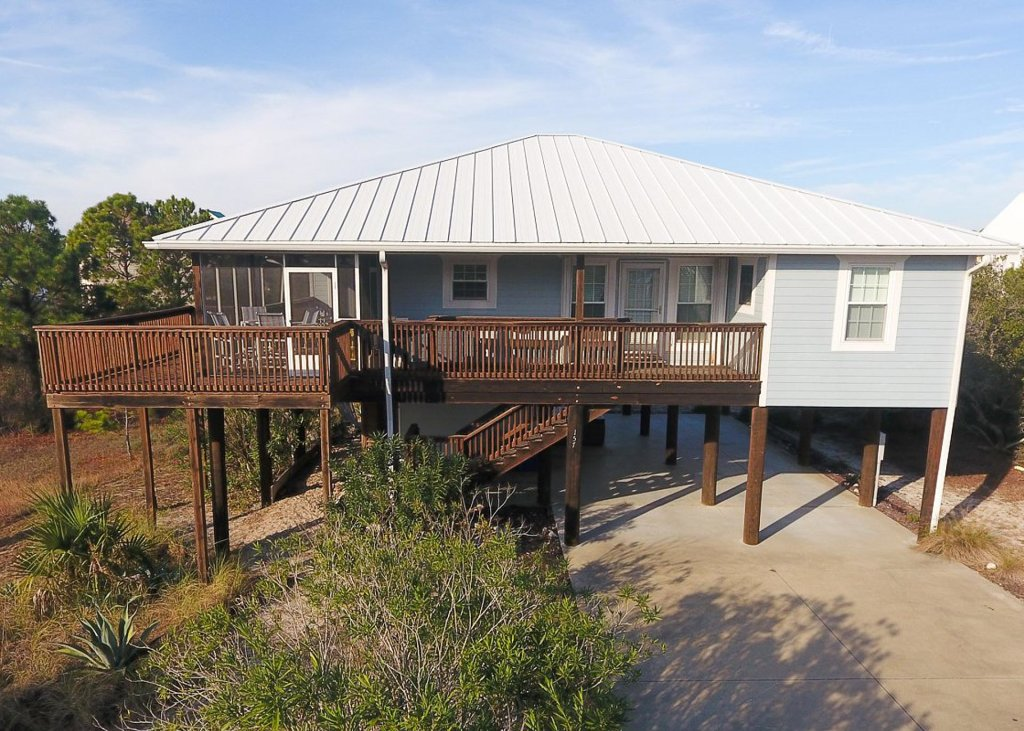 Photo of a Cape San Blas House named Tupelo Honey - This is the second photo in the set.