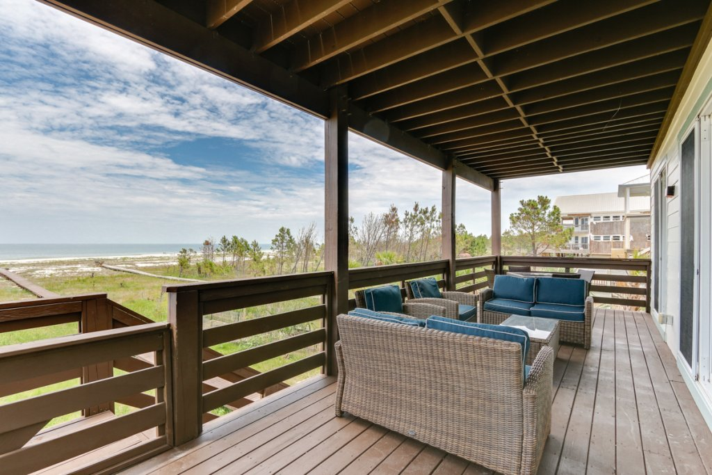 Photo of a Cape San Blas House named Sea's Life - This is the forty-third photo in the set.