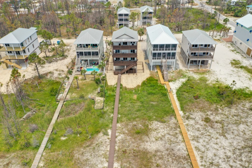 Photo of a Cape San Blas House named Sea's Life - This is the fifty-second photo in the set.