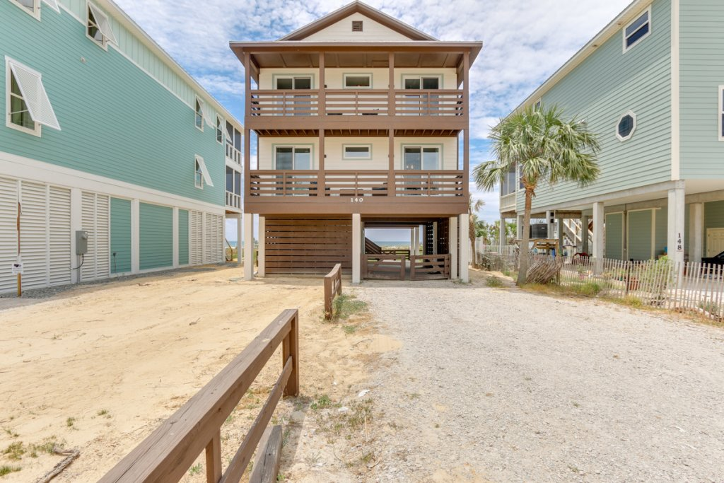 Photo of a Cape San Blas House named Sea's Life - This is the fifty-fifth photo in the set.