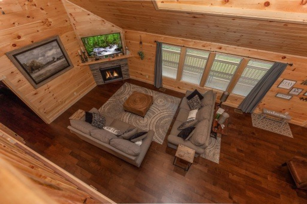 Photo of a Sevierville Cabin named Always Dream'n - This is the twentieth photo in the set.