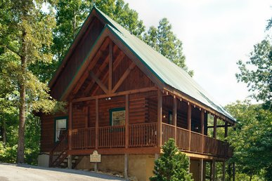 All The Amenities For Your Enjoyment Only Minutes From Pigeon Forge 249