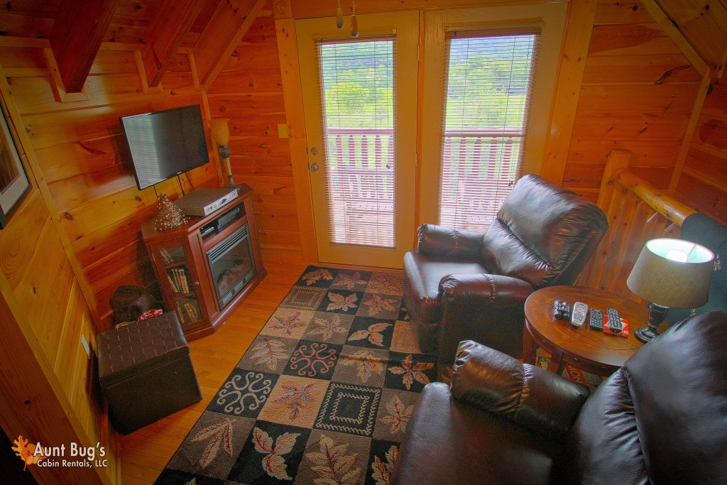 Photo of a Sevierville Cabin named Starry Nights #222 - This is the fourth photo in the set.