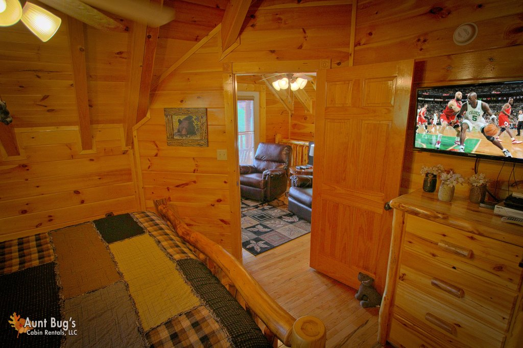 Photo of a Sevierville Cabin named Starry Nights #222 - This is the fifth photo in the set.