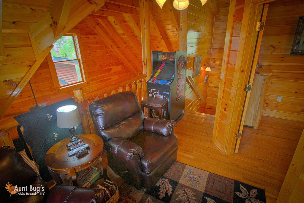 Photo of a Sevierville Cabin named Starry Nights #222 - This is the sixth photo in the set.