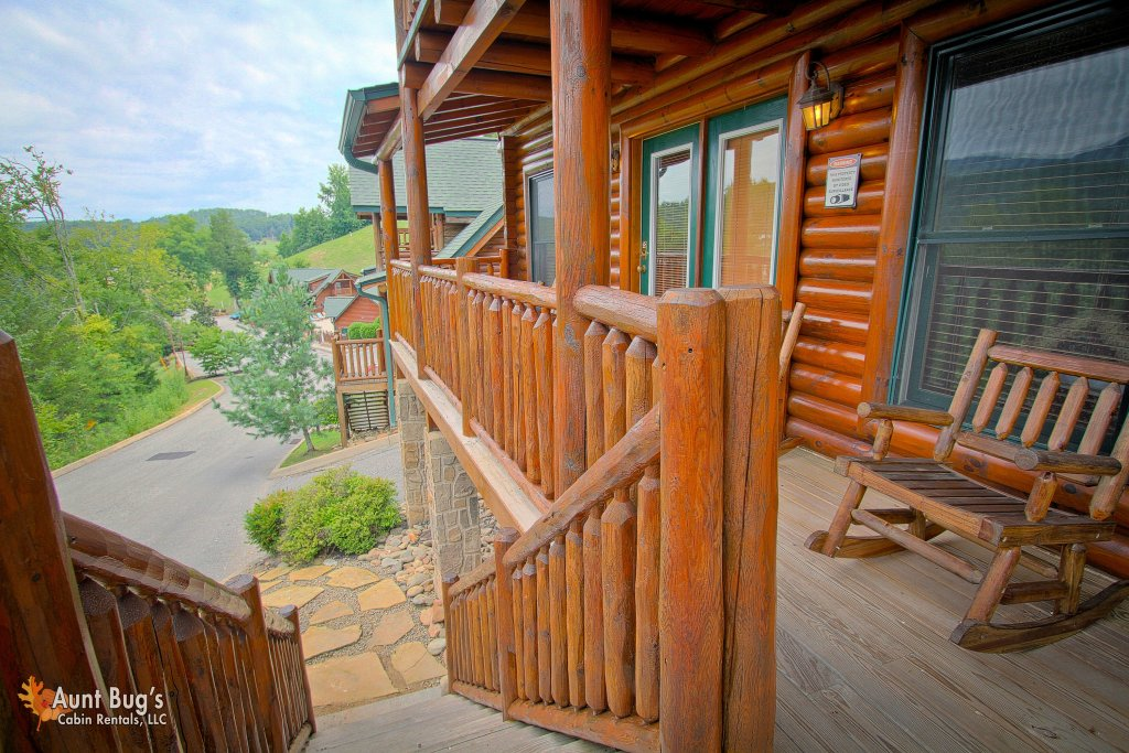 Photo of a Sevierville Cabin named Starry Nights #222 - This is the seventh photo in the set.