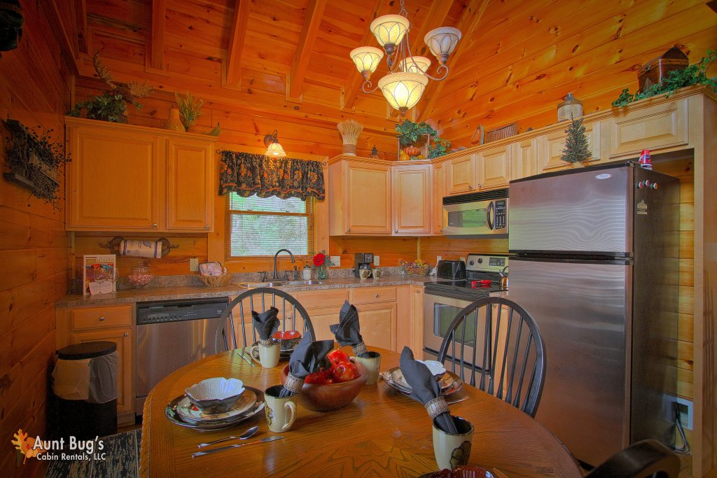 Photo of a Sevierville Cabin named Starry Nights #222 - This is the twelfth photo in the set.