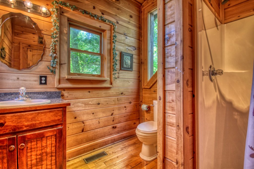 Photo of a Gatlinburg Cabin named Beary Secluded #296 - This is the thirteenth photo in the set.