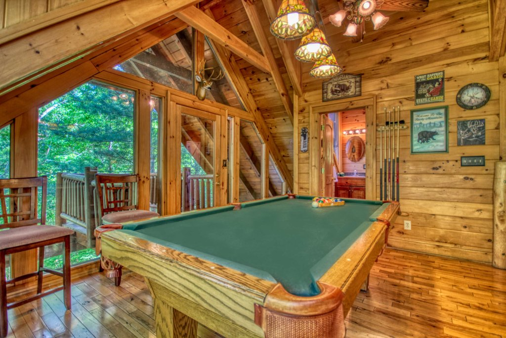 Photo of a Gatlinburg Cabin named Beary Secluded #296 - This is the twelfth photo in the set.