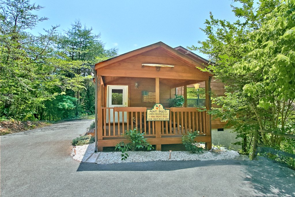 Photo of a Sevierville Cabin named Dream Maker #120 - This is the ninth photo in the set.