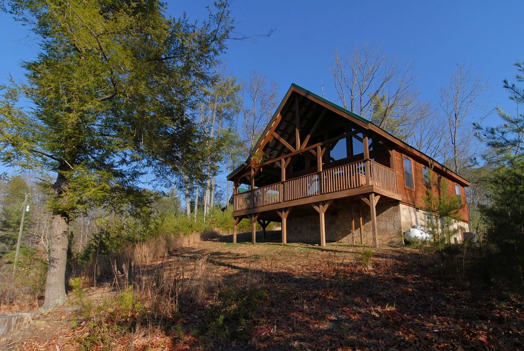 Photo of a Pigeon Forge Cabin named Wow !! What A Cabin #255 - This is the twenty-ninth photo in the set.