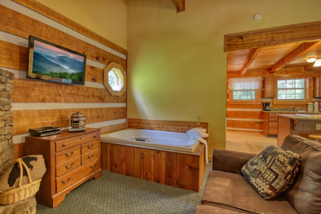 Photo of a Gatlinburg Cabin named Cuddle Inn #1529 - This is the eighth photo in the set.