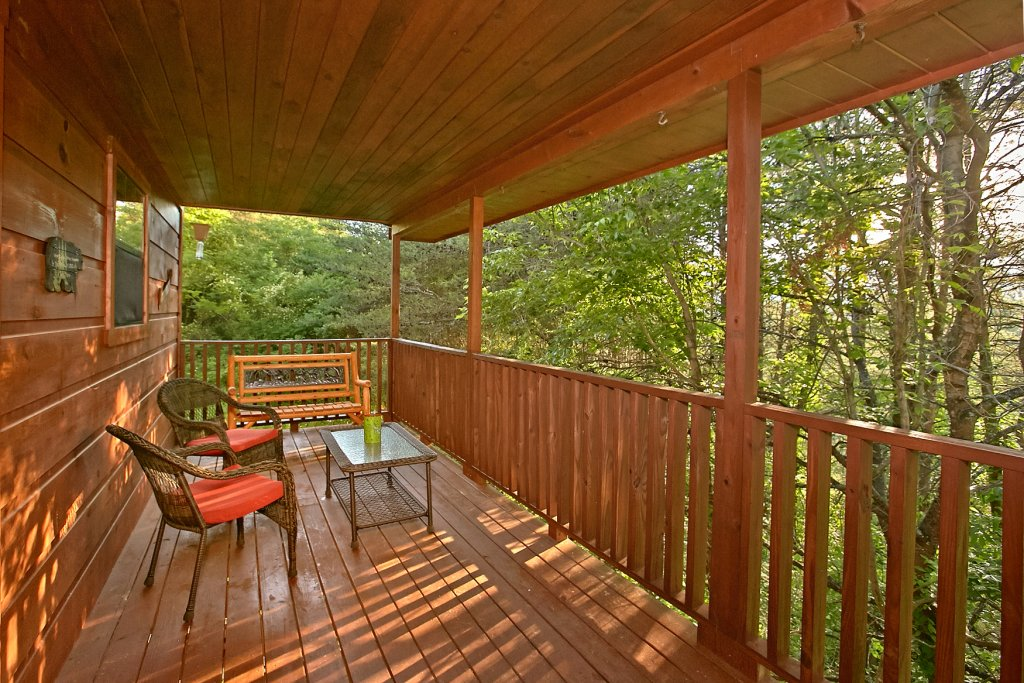 Photo of a Sevierville Cabin named Dream Maker #120 - This is the eighth photo in the set.