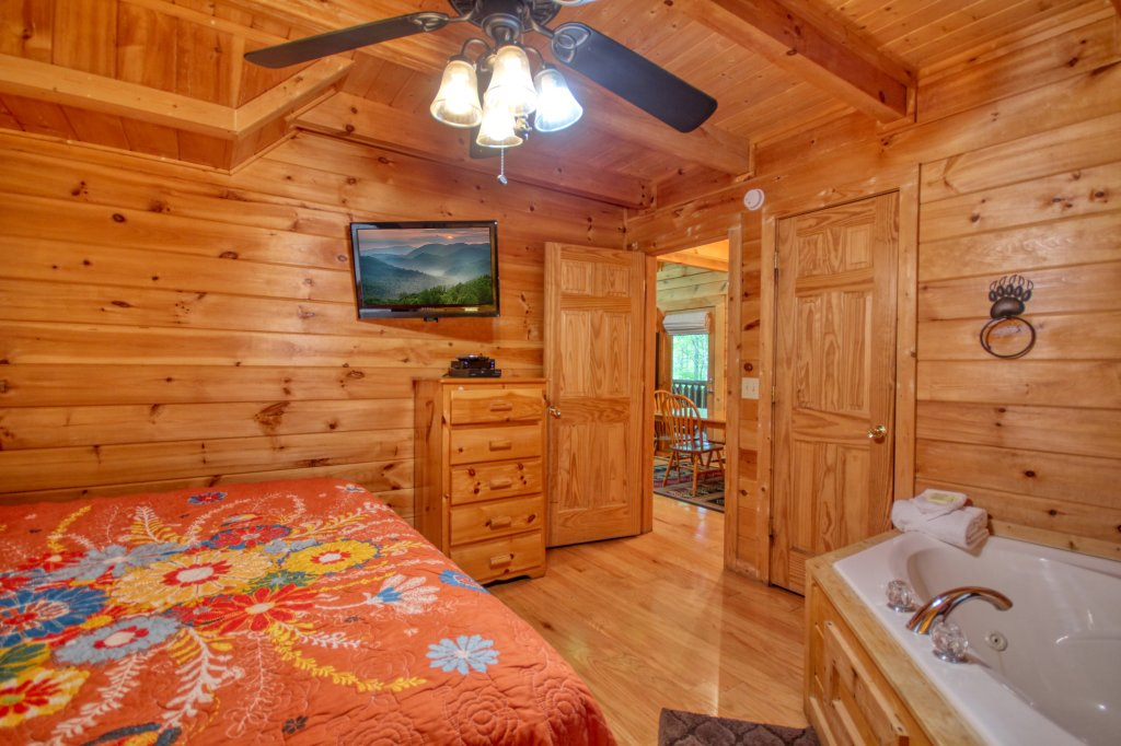 Photo of a Gatlinburg Cabin named American Treehouse #1708 - This is the eleventh photo in the set.