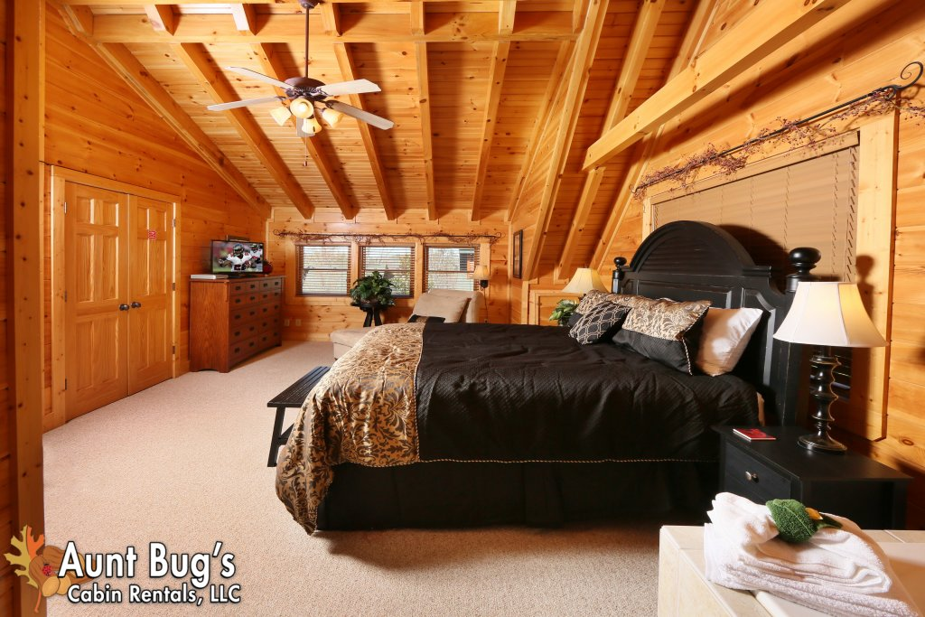 Photo of a Sevierville Cabin named Big Daddy Bear #545 - This is the twelfth photo in the set.