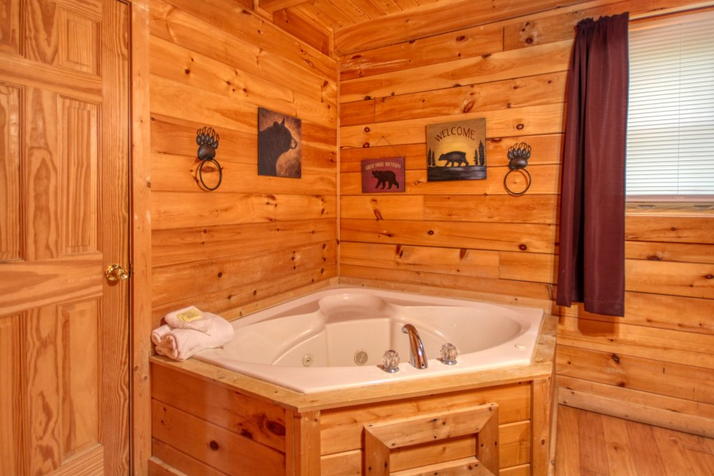 Photo of a Gatlinburg Cabin named American Treehouse #1708 - This is the thirteenth photo in the set.